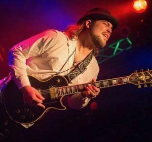 Nils Bradatsch - Gitarrenlehrer bei Blue Note Bammental