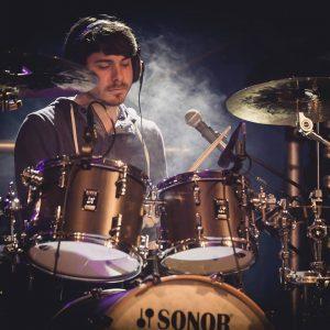 Chris Monninger - Schlagzeuglehrer bei Blue Note Bammental