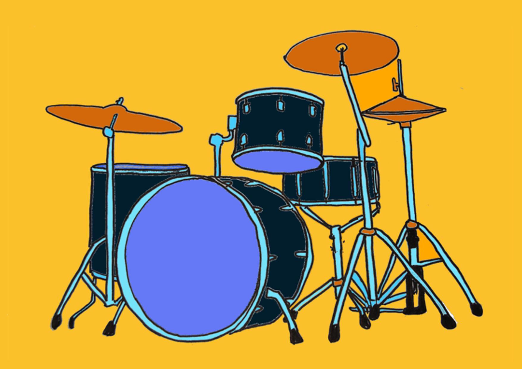 Drums-Schlagzeug-Unterricht-Bammental