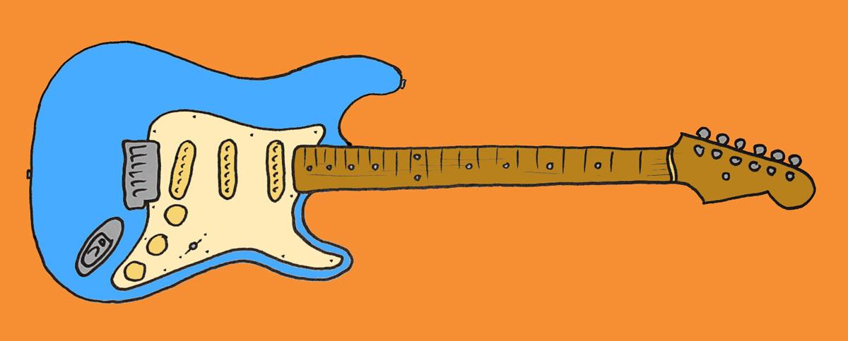 Gitarrenunterricht Bammental - Gitarre lernen macht Spaß