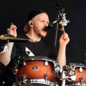 Leif Jensen - Schlagzeuglehrer bei Blue Note Bammental