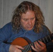 Mat Wegner - Gitarrenlehrer bei Blue Note Bammental